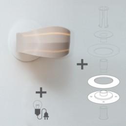 Light Stripes - Brignetti Longoni Design Studio