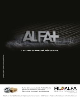 Alfa+ ADV - Brignetti Longoni Design Studio