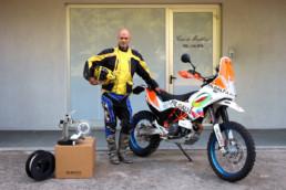 00 Antonio Berera, la moto e la stampante 3D