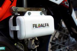3d printed motorbike toolbox