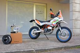 3d printer motorbike parts - stampante 3d moto
