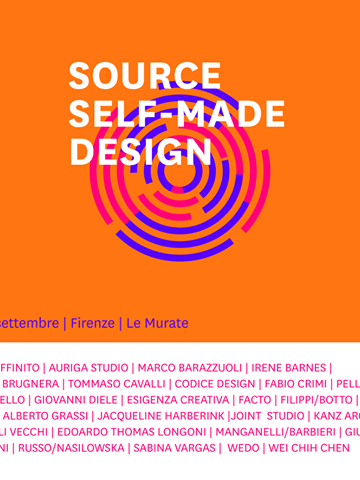 Source, self-made Design
