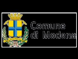 Comune di Modena logo- Brignetti Longoni Design Studio
