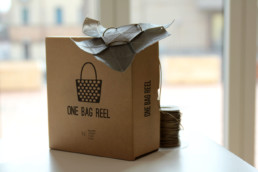 One Bag Reel - Brignetti Longoni Design Studio