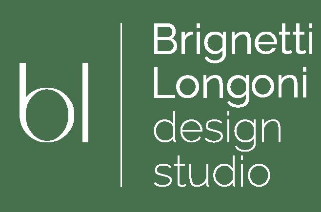Brignetti Longoni Logo White