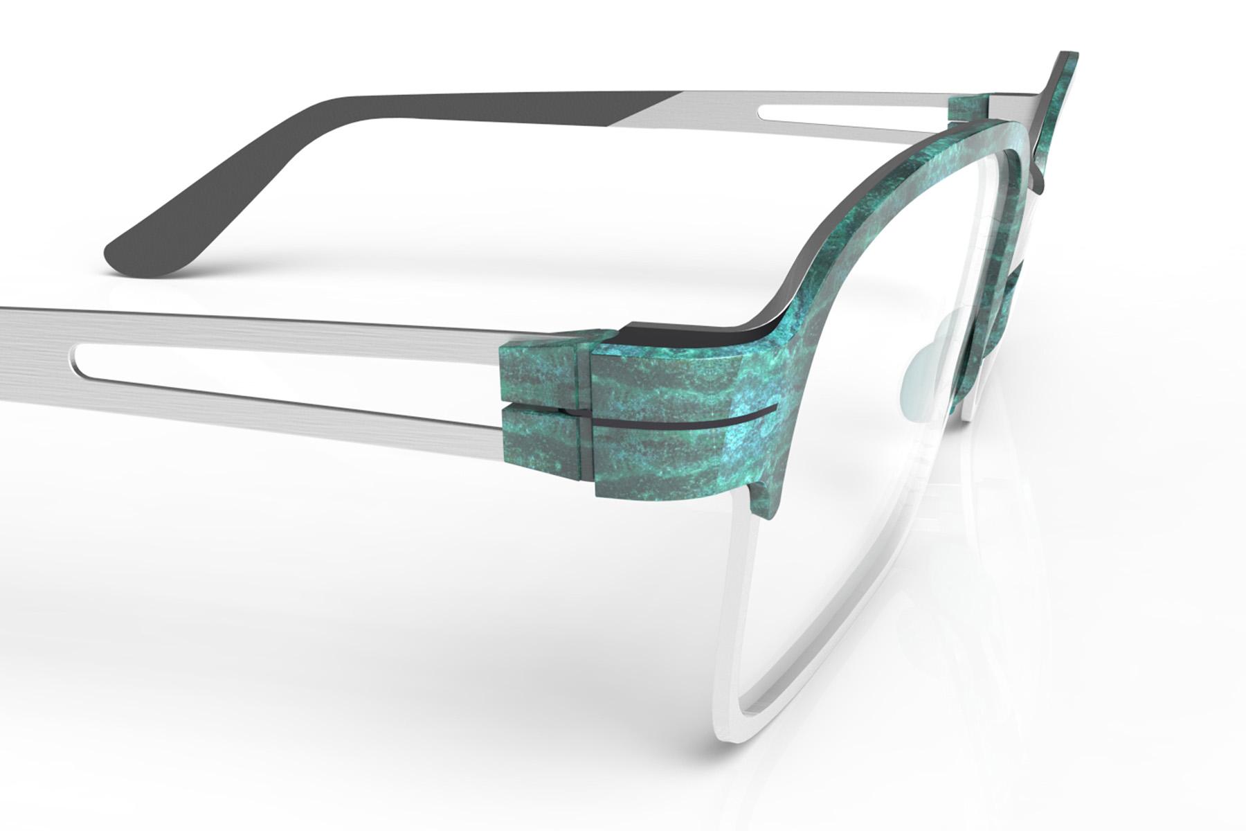 Luxottica - Full Metal Frame - Brignetti Longoni Design Studio