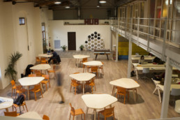 Impact Hub Openspace - Brignetti Longoni Design Studio