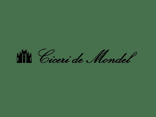 Ciceri de Mondel logo- Brignetti Longoni Design Studio