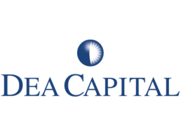 DeaCapital logo- Brignetti Longoni Design Studio