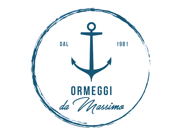 Ormeggi da Massimo logo- Brignetti Longoni Design Studio