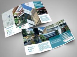 DeaCapital - Leaflet Brochure Pieghevole
