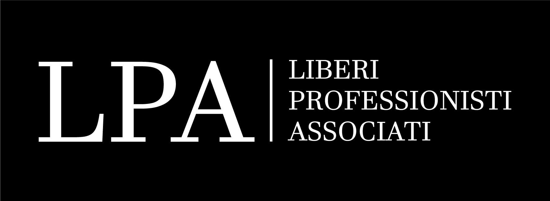 Logo per studio commercialisti avvocati legale amministratore condominiale associato