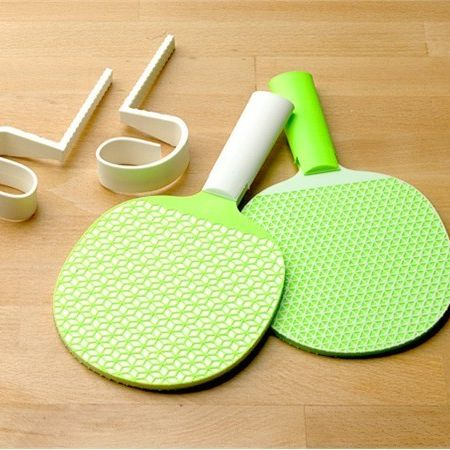3d printed ping pong - office playset table easy homemade