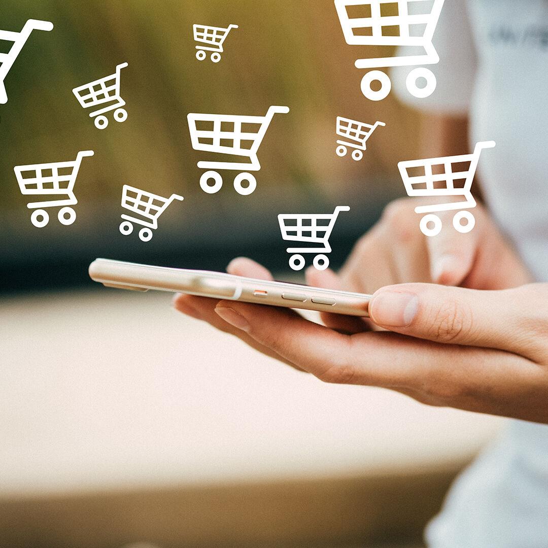 i vantaggi di un ecommerce