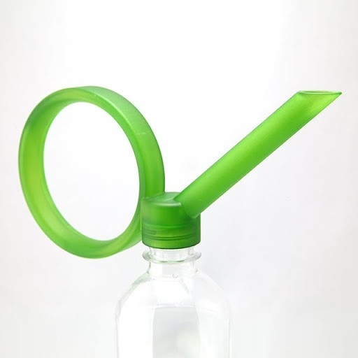 watering tool to recycle water bottles