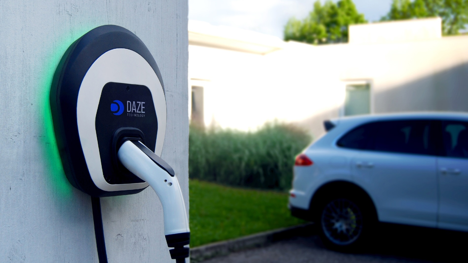 Caricatore per auto elettriche Daze