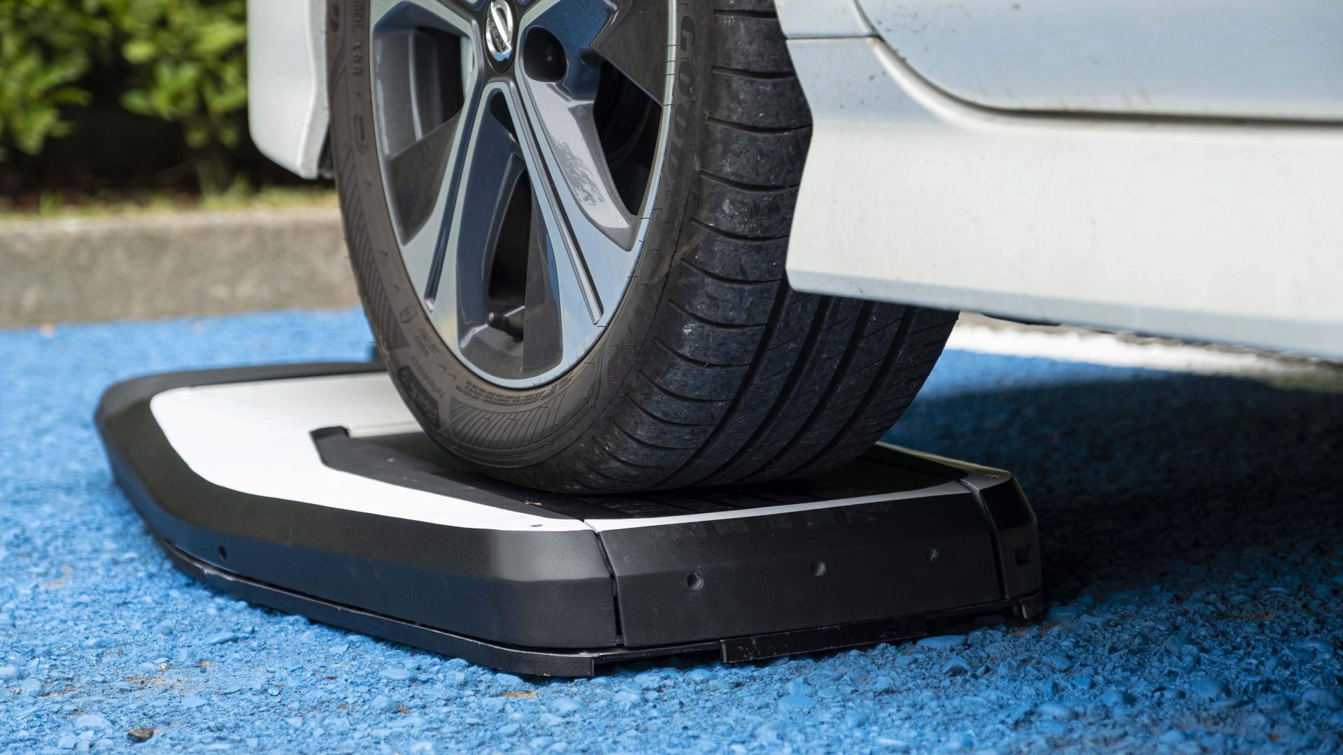 ricarica wireless auto elettriche