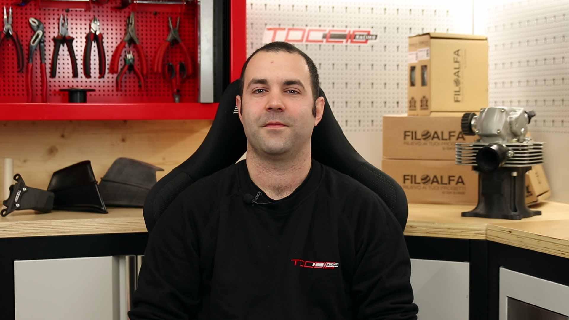 Toccio racing intervista a Flavio Grandi