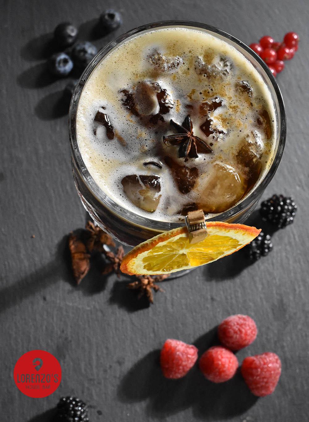 Servizio fotografico per Barman cocktail