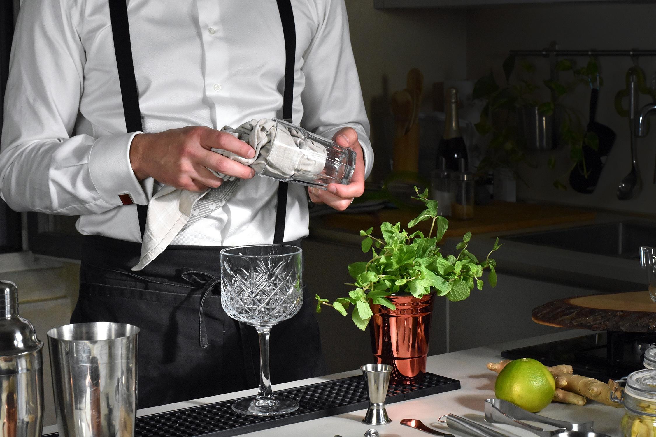 Servizio fotografico per Barman a domicilio per festa